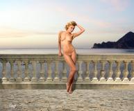 Photocreation: Gonzalo Villar Model: Oksana Chucha - Photo of model: Luis Ibañez