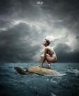 Photocreation: Gonzalo Villar - Model: Chucha - Photo of model: Maxim talion Chuprin
