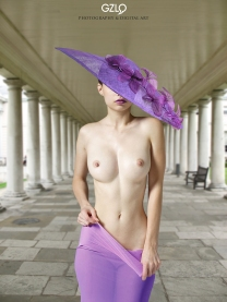 Photo Model: Peter Hegre Editing: Gonzalo Villar