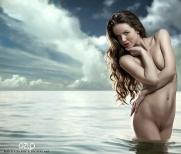 Art Work: Gonzalo Villar - Model : Kristina Yakimova - Photo Model: Andrey Zubkov