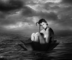 Art Work: Gonzalo Villar - Model: Chucha Babuchina - Photo Model: Aleksei