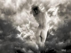 Art Work: Gonzalo Villar - Model: Chucha - Photo model: Marat Muhonkin