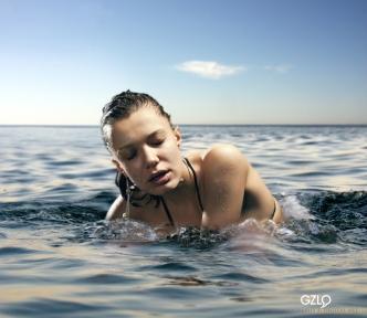 Art Work: Gonzalo Villar - Model: Chucha - Photo Model: Tatiana Forever