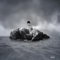 Art Work: Gonzalo Villar - Model:Kris Strange - Photo of model: Svetlana Kondratovich