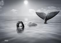 Art Work: Gonzalo Villar - Model: Ekaterina Vladi - Photo face Model: Vadim Gadzira