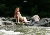 Art Work: Gonzalo Villar - Photo Model: Yulia Svetski - Model: Kristina Yakimova