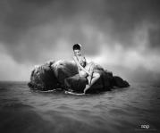 Photocreation: Gonzalo Villar - Model: Kris Strange - Photo of model: Svetlana Kondratovich