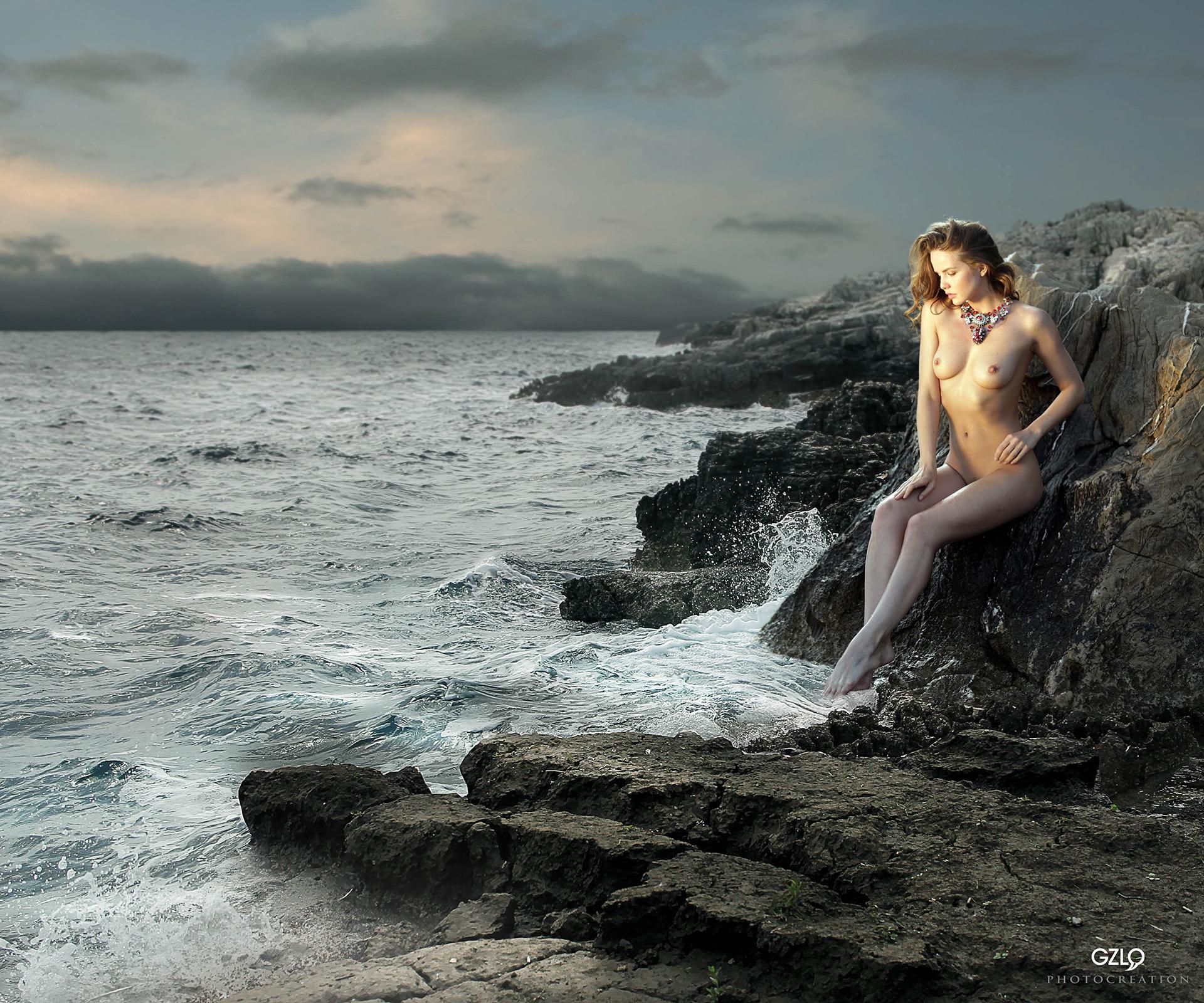 Photocreation: Gonzalo Villar – Model: Kristina Yakimova – Photo ...: https://gzlo.wordpress.com/kristina-yakimova/on-the-rocks-new-by-gzlo