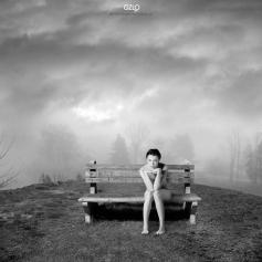 Model: Chucha - Photo model: Joseph Badalov - Art Work: Gonzalo Villar