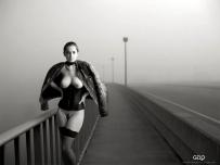 Art Work: Gonzalo Villar - Model: Lidia Savoderova - Photo Model: Anastasii Mikhailov