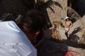 NUDE MASTER CLASS making of