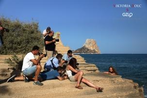 NUDE MASTER CLASS - Manzanera ( Calpe ) Alicante