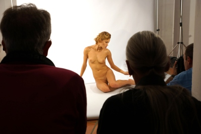 Nude Master Class by Oksana Chucha – Photo: Manuel Torres
