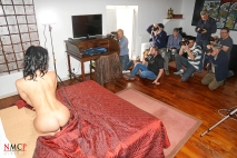 Art Nude Master Class in Art Boutique Hotel Chamarel – Photo: Manuel Torres Montoro