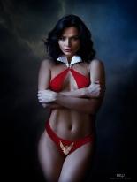 Photocreation: Gonzalo Villar - Model: Ekaterina Vladi - Photo Model: Angel Cabezas