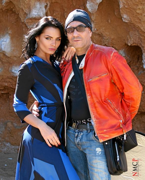 Ekaterina Vladi & Gonzalo Villar – Photo: Manuel Torres