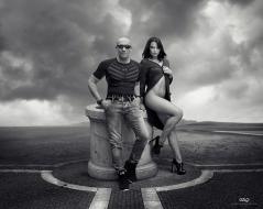 Ekaterina Vladi & Gonzalo Villar – Photocreation: Gonzalo Villar - Photo: Manuel Torres