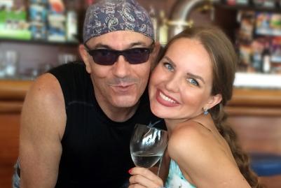 Kristina Yakimova and Gonzalo Villar - NMCP Sitges 2016