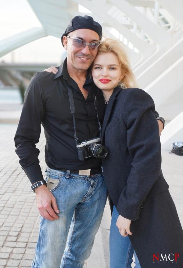 Gonzalo Villar y Julia Dowson – Photo: Manuel Torres