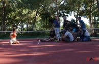 Sesión WORSHOP exterior pista de Tenis - fotógrafos participantes