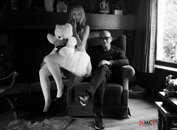 Yulia Vasilyeva & Gonzalo Villar - Photo: JL Ronin - NMCPmodels©