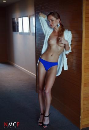 Kristina Yakimova by Gonzalo Villar NMCPmodels©